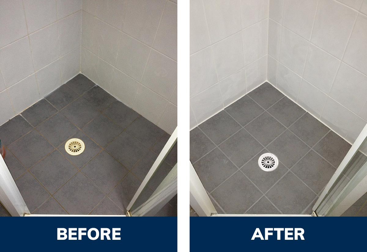 SmartSealed before and after